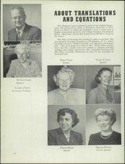Page 16, 1952 Edition, San Marino High School - Titanian Yearbook (San Marino, CA) online yearbook collection