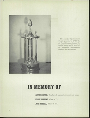 Page 6, 1952 Edition, San Marino High School - Titanian Yearbook (San Marino, CA) online yearbook collection