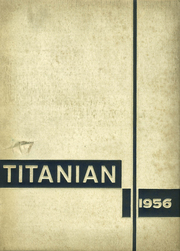 1956 Edition, San Marino High School - Titanian Yearbook (San Marino, CA)