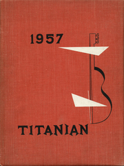 1957 Edition, San Marino High School - Titanian Yearbook (San Marino, CA)