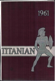 1961 Edition, San Marino High School - Titanian Yearbook (San Marino, CA)