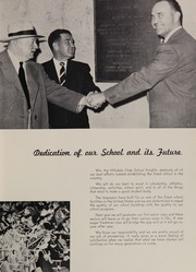 Page 7, 1956 Edition, Hillsdale High School - Shield Yearbook (San Mateo, CA) online yearbook collection