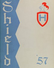 1957 Edition, Hillsdale High School - Shield Yearbook (San Mateo, CA)