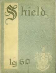1960 Edition, Hillsdale High School - Shield Yearbook (San Mateo, CA)