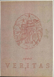 Page 1, 1940 Edition, Dominican Convent High School - Veritas Yearbook (San Rafael, CA) online yearbook collection