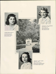 Page 11, 1940 Edition, Dominican Convent High School - Veritas Yearbook (San Rafael, CA) online yearbook collection