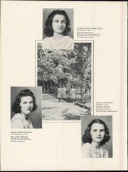 Page 12, 1940 Edition, Dominican Convent High School - Veritas Yearbook (San Rafael, CA) online yearbook collection