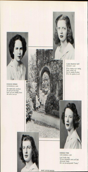 Page 14, 1940 Edition, Dominican Convent High School - Veritas Yearbook (San Rafael, CA) online yearbook collection