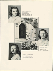 Page 15, 1940 Edition, Dominican Convent High School - Veritas Yearbook (San Rafael, CA) online yearbook collection