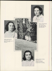 Page 16, 1940 Edition, Dominican Convent High School - Veritas Yearbook (San Rafael, CA) online yearbook collection
