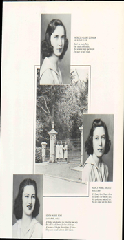 Page 17, 1940 Edition, Dominican Convent High School - Veritas Yearbook (San Rafael, CA) online yearbook collection