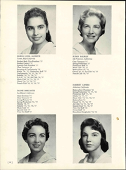 Page 16, 1957 Edition, Dominican Convent High School - Veritas Yearbook (San Rafael, CA) online yearbook collection