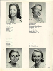 Page 17, 1957 Edition, Dominican Convent High School - Veritas Yearbook (San Rafael, CA) online yearbook collection