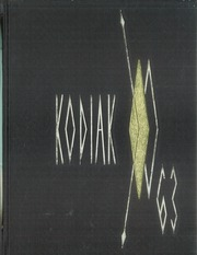 1963 Edition, Buchser High School - Kodiak Yearbook (Santa Clara, CA)