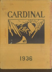 Page 1, 1936 Edition, Santa Cruz High School - Cardinal Yearbook (Santa Cruz, CA) online yearbook collection
