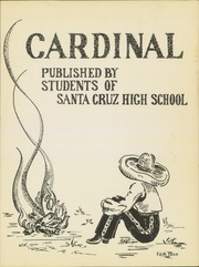 Page 7, 1936 Edition, Santa Cruz High School - Cardinal Yearbook (Santa Cruz, CA) online yearbook collection