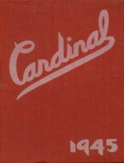 Santa Cruz High School - Cardinal Yearbook (Santa Cruz, CA) online yearbook collection, 1945 Edition, Page 1