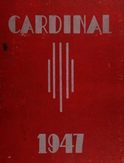Santa Cruz High School - Cardinal Yearbook (Santa Cruz, CA) online yearbook collection, 1947 Edition, Page 1