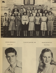 Page 13, 1947 Edition, Santa Cruz High School - Cardinal Yearbook (Santa Cruz, CA) online yearbook collection