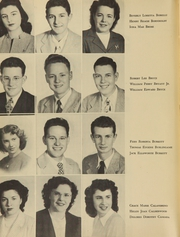Page 16, 1947 Edition, Santa Cruz High School - Cardinal Yearbook (Santa Cruz, CA) online yearbook collection