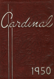 Santa Cruz High School - Cardinal Yearbook (Santa Cruz, CA) online yearbook collection, 1950 Edition, Page 1