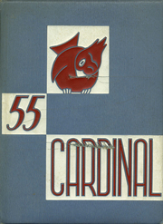 Page 1, 1955 Edition, Santa Cruz High School - Cardinal Yearbook (Santa Cruz, CA) online yearbook collection