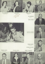 Page 13, 1955 Edition, Santa Cruz High School - Cardinal Yearbook (Santa Cruz, CA) online yearbook collection