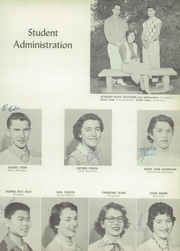 Page 15, 1955 Edition, Santa Cruz High School - Cardinal Yearbook (Santa Cruz, CA) online yearbook collection