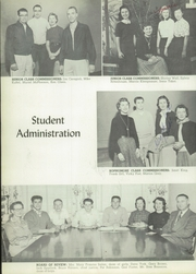 Page 16, 1955 Edition, Santa Cruz High School - Cardinal Yearbook (Santa Cruz, CA) online yearbook collection