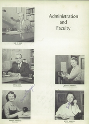 Page 9, 1955 Edition, Santa Cruz High School - Cardinal Yearbook (Santa Cruz, CA) online yearbook collection