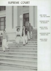 Page 12, 1958 Edition, Santa Cruz High School - Cardinal Yearbook (Santa Cruz, CA) online yearbook collection