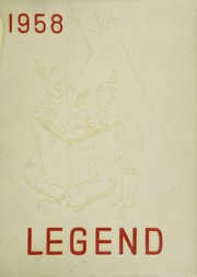 1958 Edition, Santa Fe High School - Legend Yearbook (Santa Fe Springs, CA)