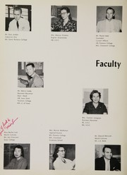 Page 16, 1958 Edition, Santa Fe High School - Legend Yearbook (Santa Fe Springs, CA) online yearbook collection