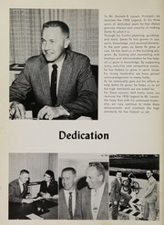 Page 8, 1958 Edition, Santa Fe High School - Legend Yearbook (Santa Fe Springs, CA) online yearbook collection