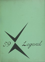 Page 1, 1959 Edition, Santa Fe High School - Legend Yearbook (Santa Fe Springs, CA) online yearbook collection