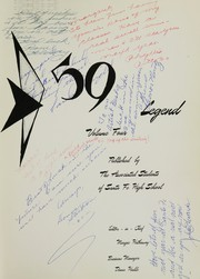 Page 5, 1959 Edition, Santa Fe High School - Legend Yearbook (Santa Fe Springs, CA) online yearbook collection
