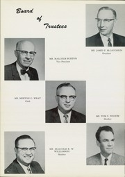 Page 10, 1960 Edition, Santa Fe High School - Legend Yearbook (Santa Fe Springs, CA) online yearbook collection