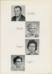 Page 13, 1960 Edition, Santa Fe High School - Legend Yearbook (Santa Fe Springs, CA) online yearbook collection