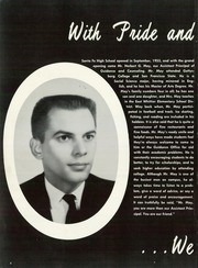 Page 8, 1964 Edition, Santa Fe High School - Legend Yearbook (Santa Fe Springs, CA) online yearbook collection