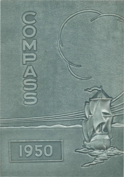 1950 Edition, St Monica Catholic High School - Compass Yearbook (Santa Monica, CA)
