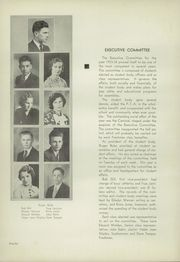 Page 16, 1934 Edition, Santa Paula High School - El Solano Yearbook (Santa Paula, CA) online yearbook collection