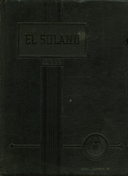1935 Edition, Santa Paula High School - El Solano Yearbook (Santa Paula, CA)