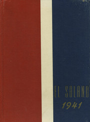 1941 Edition, Santa Paula High School - El Solano Yearbook (Santa Paula, CA)