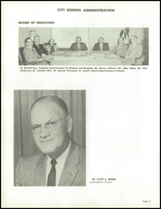 Page 12, 1959 Edition, Montgomery High School - Valhal Yearbook (Santa Rosa, CA) online yearbook collection