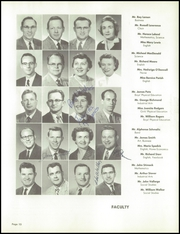 Page 17, 1959 Edition, Montgomery High School - Valhal Yearbook (Santa Rosa, CA) online yearbook collection