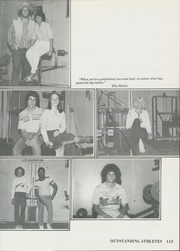 Page 117, 1981 Edition, Santana High School - Yearbook (Santee, CA) online yearbook collection