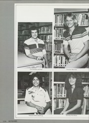 Page 120, 1981 Edition, Santana High School - Yearbook (Santee, CA) online yearbook collection