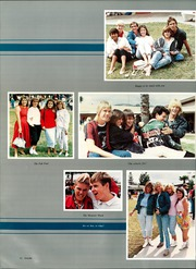 Page 16, 1987 Edition, Santana High School - Yearbook (Santee, CA) online yearbook collection