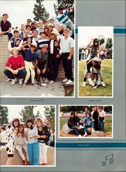 Page 17, 1987 Edition, Santana High School - Yearbook (Santee, CA) online yearbook collection