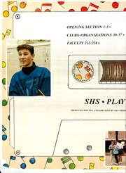 Page 6, 1987 Edition, Santana High School - Yearbook (Santee, CA) online yearbook collection